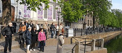 Lions-Club Düsseldorf Barbarossa fährt nach Den Haag