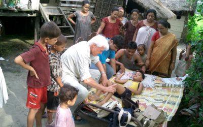 Nepal-Hilfe mit dem Bundesverdienstkreuz geehrt